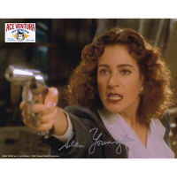 """Sean Young Autographed 8""""x10"""" (Ace Ventura)"""