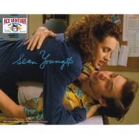 "Sean Young Autographed 8""x10"" (Ace Ventura)"
