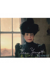 "Sean Young Autographed 8""x10"" (Alienist)"