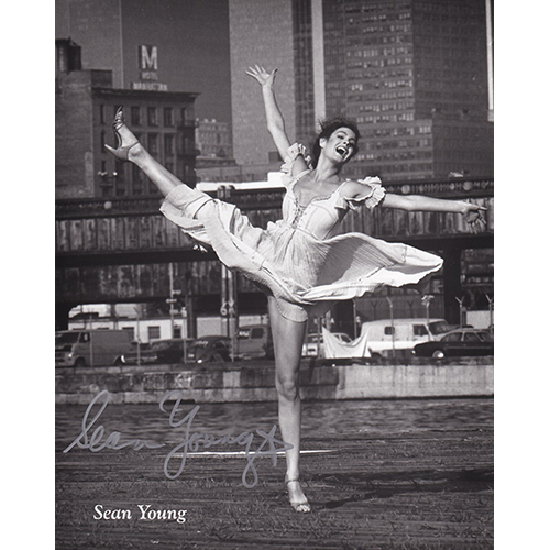 """Sean Young Autographed 8""""x10"""""""