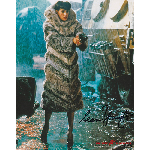 "Sean Young Autographed 8""x10"" (Blade Runner)"