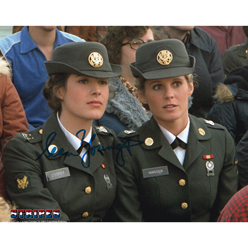 """Sean Young Autographed 8""""x10"""" (Stripes)"""