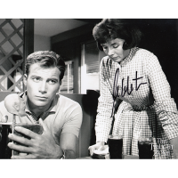 "William Shatner Autographed 8""x10"" (The Twilight Zone)"