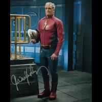 "John Wesley Shipp Autographed 8""x10"" (The Flash)"