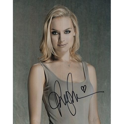 """Rachel Skarsten Autographed 8""""x10"""" (Reign)"""