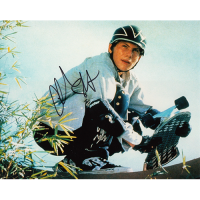 """Christian Slater Autographed 8""""x10"""" (Gleaming The Cube)"""