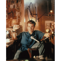"Christian Slater Autographed 8""x10"" (Pump Up The Volume)"
