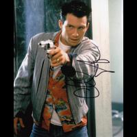 "Christian Slater Autographed 8""x10"" (True Romance)"