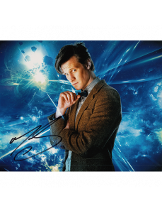 "Matt Smith Autographed 8""x10"" (Doctor Who)"