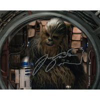 "Joonas Suotamo Autographed 8""x10"" (Star Wars)"