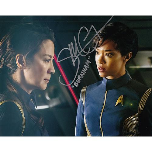 "Sonequa Martin-Green Autographed 8""x10"" (Star Trek: Discovery)"
