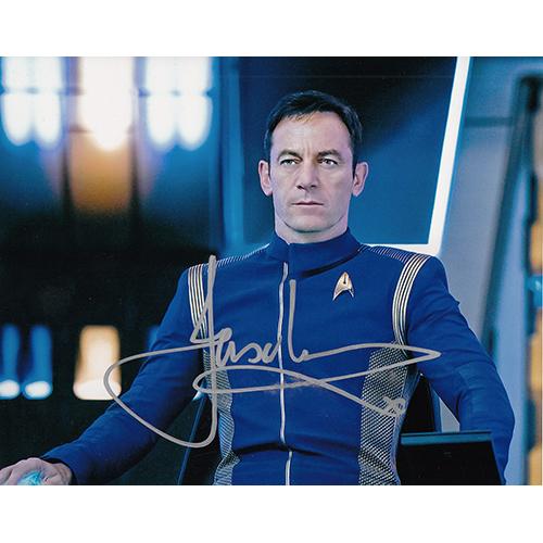 "Jason Isaacs Autographed 8""x10"" (Star Trek: Discovery)"