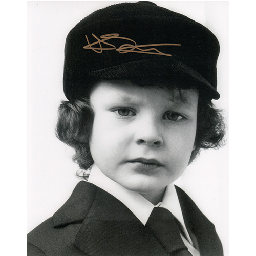 "Harvey Stephens Autographed 8""x10"" (The Omen)"