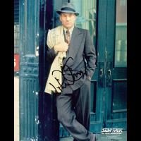 """Patrick Stewart Autographed 8""""x10"""" (Star Trek: The Next Generation - Captain Picard 1)"""