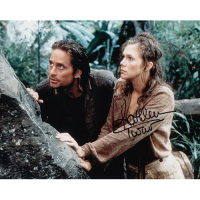 """Kathleen Turner Autographed 8""""x10"""" (Romancing The Stone)"""