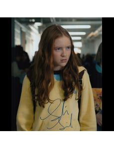 "Sadie Sink Autographed 8""x10"" (Stranger Things)"