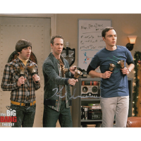 """Kevin Sussman Autographed 8""""x10"""" (The Big Bang Theory)"""