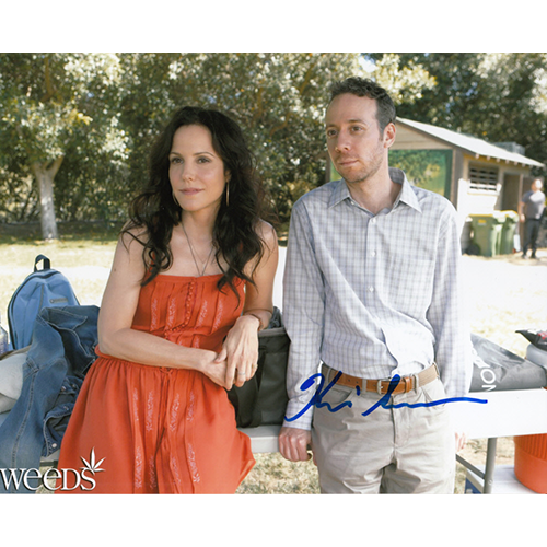 """Kevin Sussman Autographed 8""""x10"""" (Weeds)"""