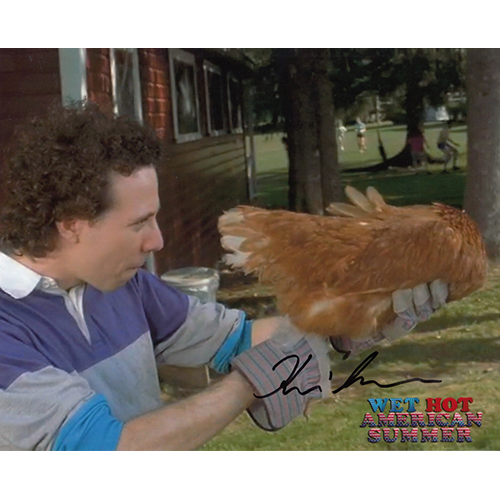 """Kevin Sussman Autographed 8""""x10"""" (Wet Hot American Summer)"""