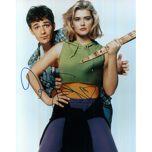 "Kristy Swanson Autographed 8""x10"" (Buffy The Vampire Slayer Movie)"