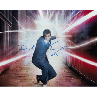 """David Tennant Autographed 8""""x10"""" (Doctor Who)"""