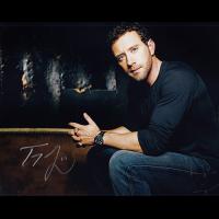 """T.J. Thyne Autographed 8""""x10"""" (Bones)"""