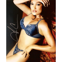 "Tia Carrere Autographed 8""x10"" (Bikini)"