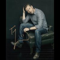 "TJ Thyne Autographed 8""x10"" (Bones)"