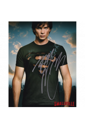 "Tom Welling Autographed 8""x10"" (Smallville)"