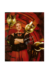 "Alan Tudyk Autographed 8""x10"" (Firefly 2)"