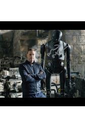 "Alan Tudyk Autographed 8""x10"" (Star Wars: Rogue One)"