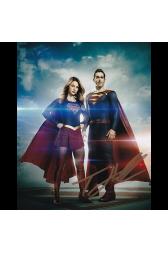 "Tyler Hoechlin Autographed 8""x10"" (Supergirl)"
