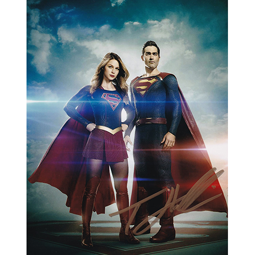"Tyler Hoechlin Autographed 8""x10"" (Supergirl)"
