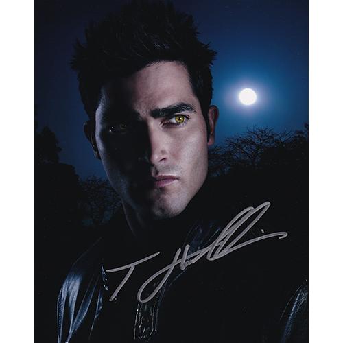 "Tyler Hoechlin Autographed 8""x10"" (Teen Wolf)"