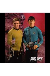 """Vic Mignogna Autographed 8""""x10"""" (Star Trek Continues)"""