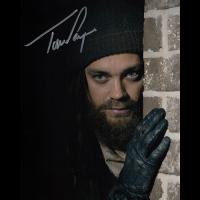 "Tom Payne Autographed 8""x10"" (Walking Dead)"
