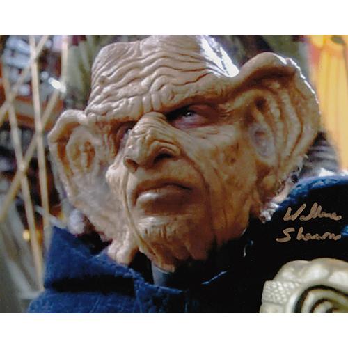 "Wallace Shawn Autographed 8""x10"" (Star Trek: Deep Space Nine)"