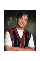 "Will Friedle Autographed 8""x10"" (Boy Meets World)"