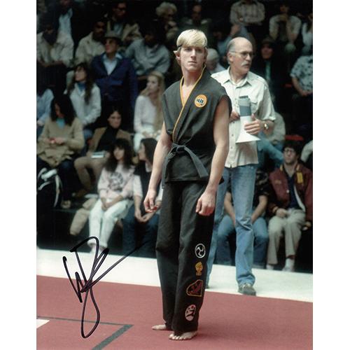 "William Zabka Autographed 8""x10"" (Karate Kid)"