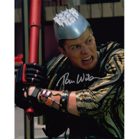 "Tom Wilson Autographed 8""x10"" (Back to the Future)"