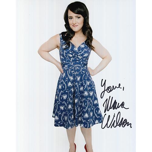 "Mara Wilson Autographed 8""x10"" (Mrs Doubtfire)"