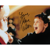 "Mara Wilson Autographed 8""x10"" (Miracle on 34th Street)"