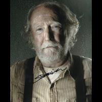 """Scott Wilson Autographed 8""""x10"""" (Walking Dead)"""