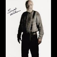"""Scott Wilson Autographed 8""""x10"""" (The Walking Dead)"""