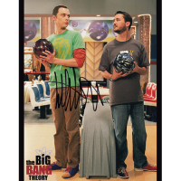 "Wil Wheaton Autographed 8""x10"" (Big Bang Theory)"