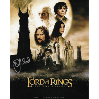 "Elijah Wood Autographed 8""x10"" (Lord of the Rings Poster)"