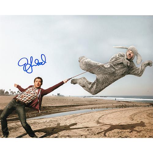 "Elijah Wood Autographed 8""x10"" (Wilfred)"