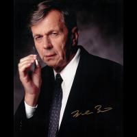 "William B. Davis Autographed 8""x10"" (The X-Files)"