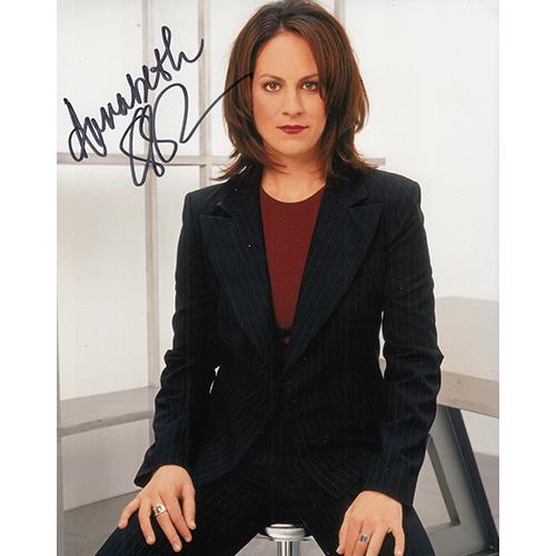 "Annabeth Gish Autographed 8""x10"" (The X-Files)"