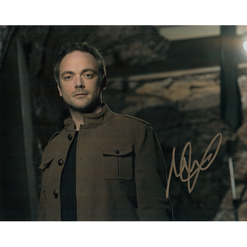 "Mark Sheppard Autographed 8""x10"" (Supernatural)"